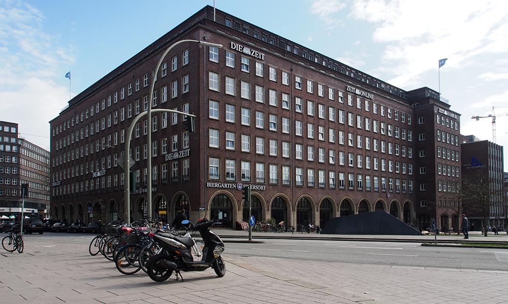 Speersort-Hamburg