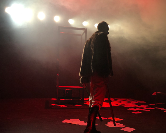 Kerstin Laube / Bühnenbild