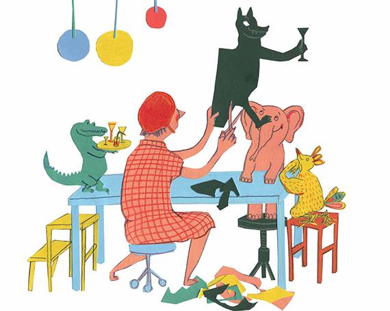 Nele Palmtag / Illustration